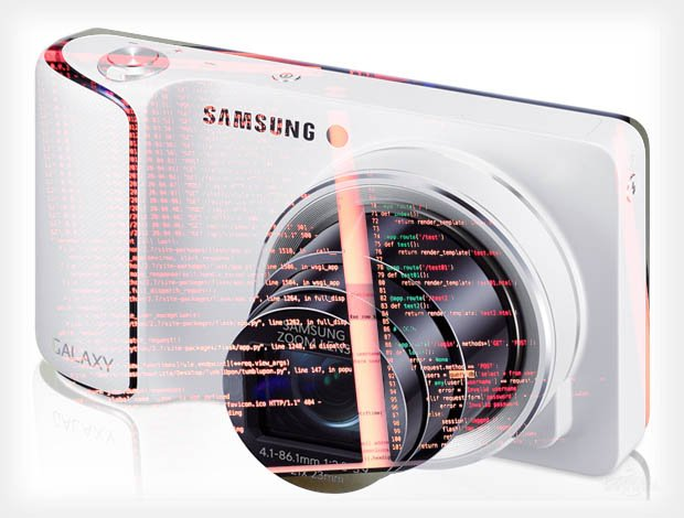 Samsung Releases Galaxy Camera Code, Hackers Talk of Voice