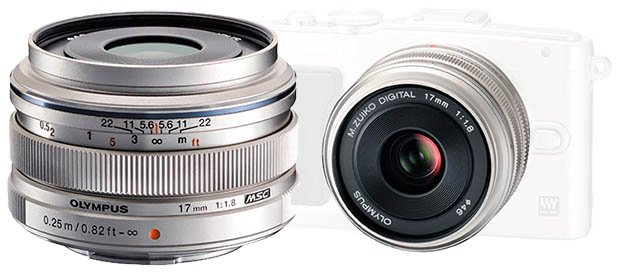 Olympus 17mm f/1.8 Prime to Cost $500 and Hit Stores in December olympus17mm