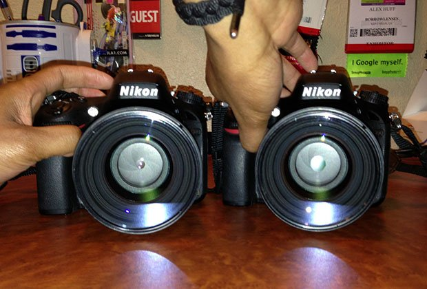 Some Nikon D600 DSLRs Not Closing to the Apertures They're Supposed To