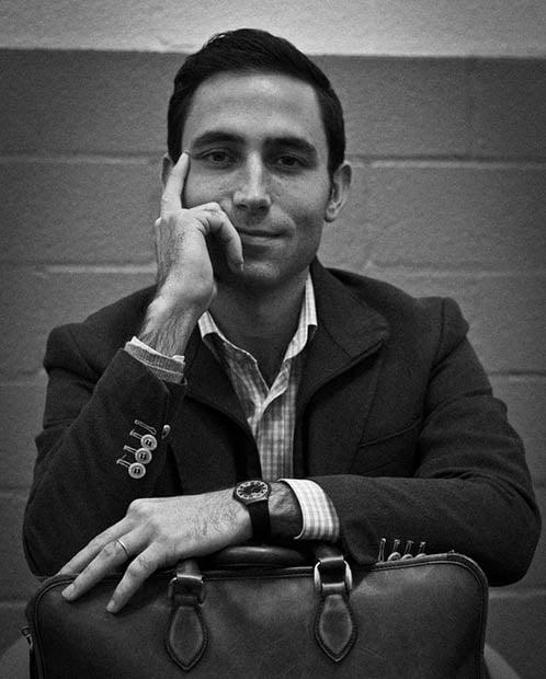 Behance founder Scott Belsky