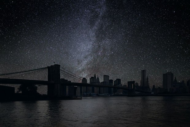 Photographer imagines what world cities would look like for Places to see in nyc at night