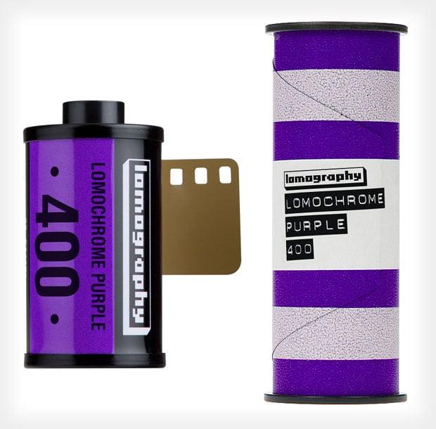 Lomographys New LomoChrome Purple Film Snaps Infrared esque Photos lomochromepurple400