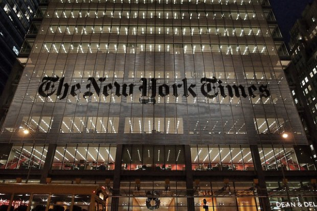 The Times is Offering Photographers a Chance at a Serious Portfolio Review nytimesbuilding