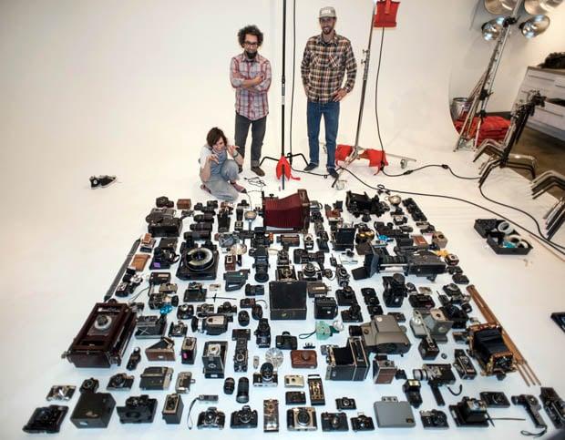 Nike Camera Shoot : Jim Golden Studios
