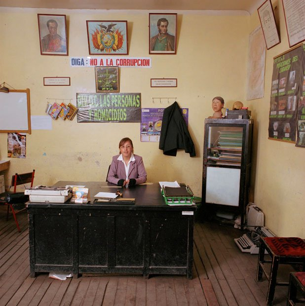 The Face of Bureaucracy: Portraits of Civil Servants Around the World bureaucracy 3