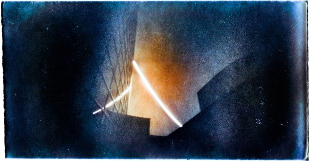 Photog Captures Time In Stunning Color Pictures Using A Pinhole Camera