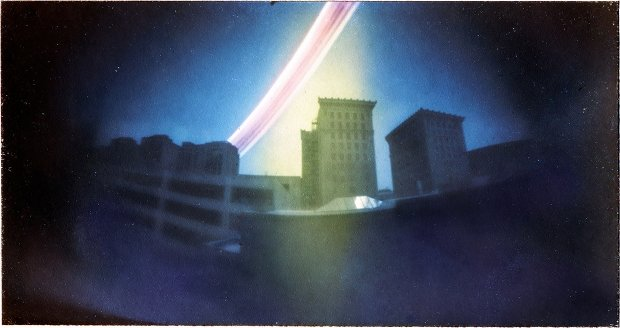 Photog Captures Time in Stunning Color Pictures Using a Pinhole Camera matthewallred7 sm