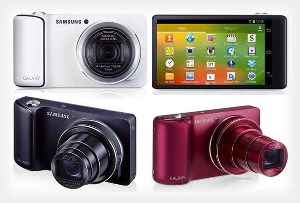 Samsung Unveils a Cheaper, Wi-Fi-Only Galaxy Camera