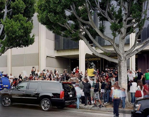 Lindsay Lohan, Beverly Hills, California, 2010