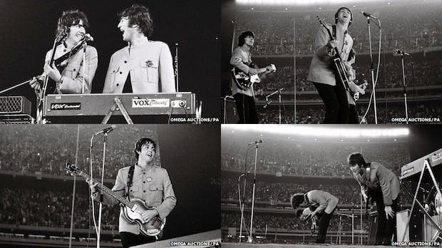 The Beatles Polska: Ponad 30 tys. funtów za zdjęcia The Beatles