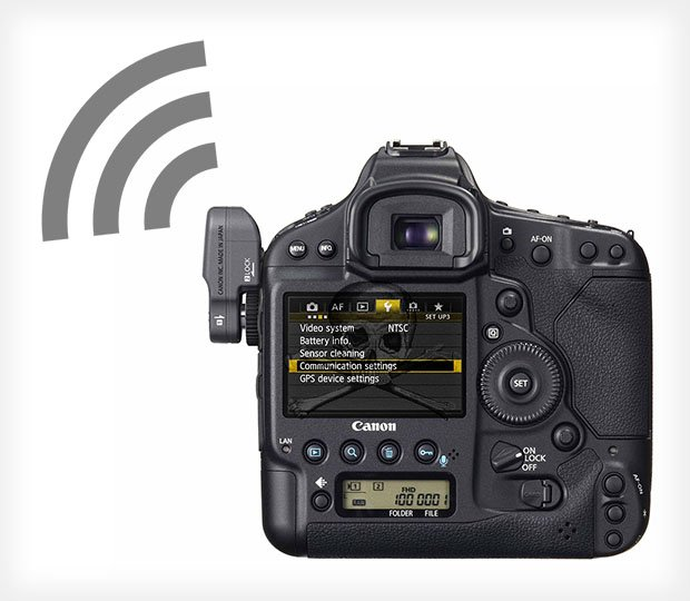 Your Wi-Fi-Enabled DSLR Could Be Used by Others to Spy On You