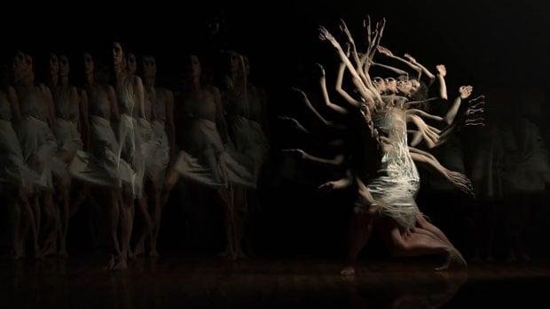 Choros: A Hypnotic Short Film Featuring Single Dancer with 32 Visual Echoes choros 3