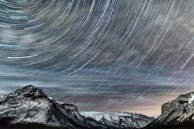 How to Create Dazzling Star Trail Photos, From Start to Finish