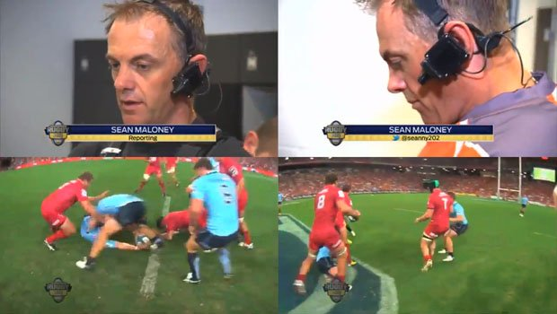 1d6381b78f3 Some broadcasters around the world are starting to experiment with a new  camera angle  the referee cam. By having refs on the field wear special ...