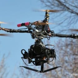 Shooting Aerial Imagery with a