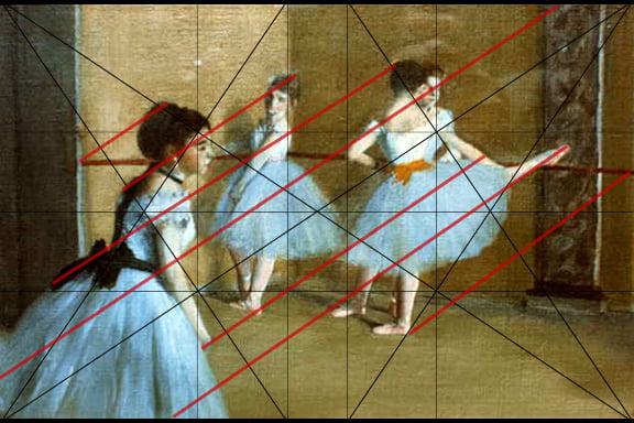 Repeated Diagonals