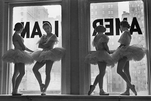 Eisenstaedt-Ballerinas