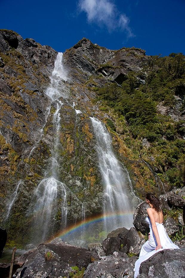 Routeburn Trek, New Zealand