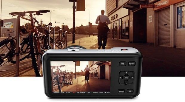 Blackmagic Pocket Cinema Camera Puts 1080 RAW In Your Pocket