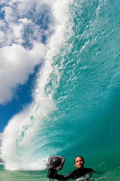 Interview with Shorebreak Photographer Clark Little