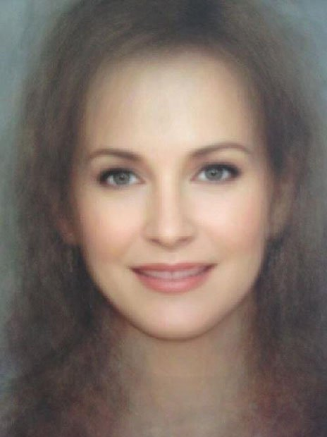 This Woman is a Composite Portrait of 57 Girlfriends Seen on Seinfeld