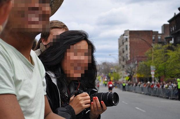 Boston Marathon Bombing Investigators Using Crowdsourced Photographs