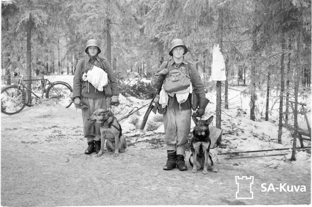 Browse Through a 160,000 Photo Archive of Finland During WWII