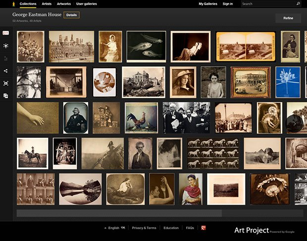 Visit the World's Oldest Photo Museum Through Google Art Project
