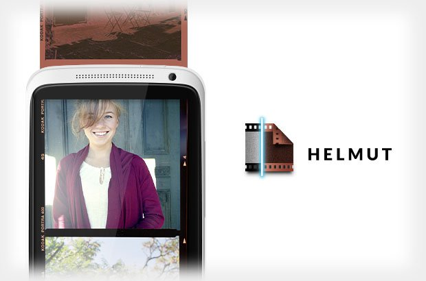 Helmut Turns Your Smartphone Into the Worlds Fastest Film Scanner helmut