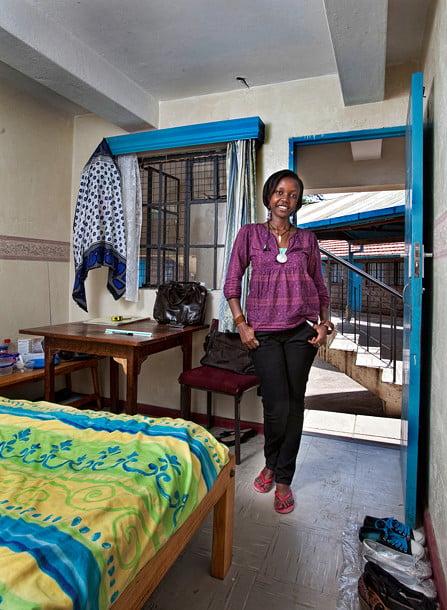 Angie Kamuyu from Nairobi, Kenya