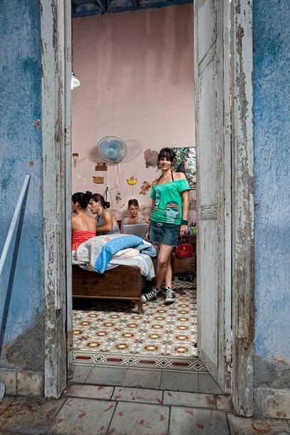 Carmen Luz from Santa Clara, Cuba