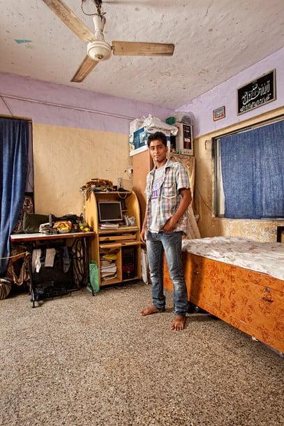 Zeeshan Farooqui from Mumbai, India