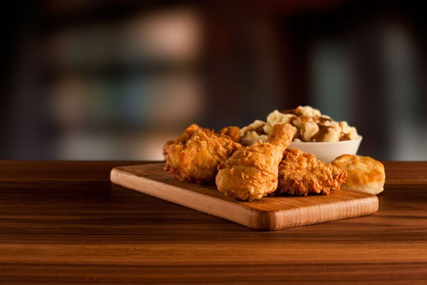 BTS: Creating Pictures of Fried Chicken for the KFC Website