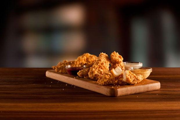 Yum! Brands-KFC Website Photography