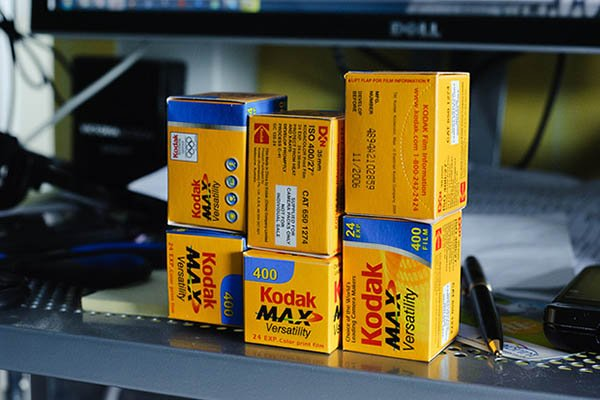 Kodak to Sell Its Camera Film and Imaging Businesses in $2.8 Billion Deal kodakfilm