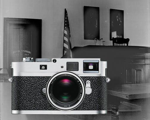Leica M: The Standard for Silent Shutters in United States Courtrooms