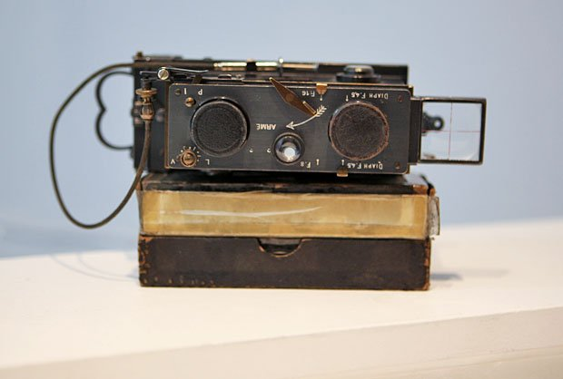Photographer Hunts for Vintage Cameras That Contain Undeveloped Film