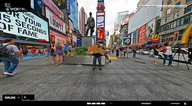 Photographer Captures New York City in Interactive 360-Degree Panoramas