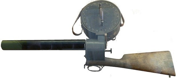 Who made the first motion picture camera