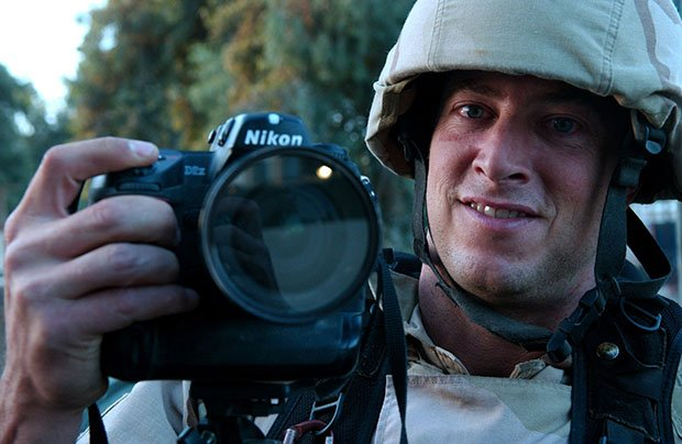 Jeremy Lock: The Chuck Norris of Military Photography