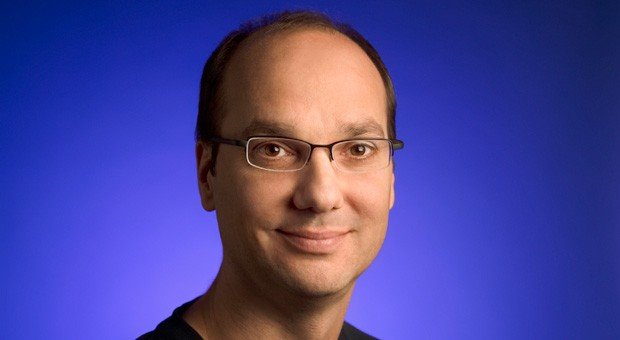 Android co-founder Andy Rubin