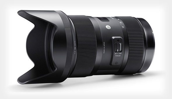 Sigma Drops Bombshell, Announces a 18-35mm f/1.8 Lens