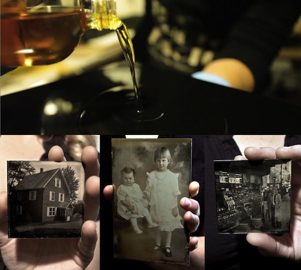 Service Turns Your Photos Into Authentic Tintypes and Tintype Pendants