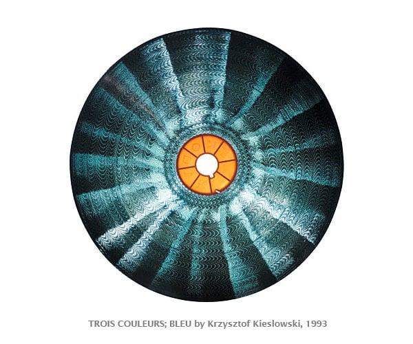 THE UNSEEN SEEN, Three Colors: Blue (orig. Trois Couleurs: Bleu), 1993