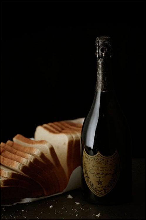 """Axl Rose: """"Fresh Wonder Bread (white), Dom Perignon"""""""