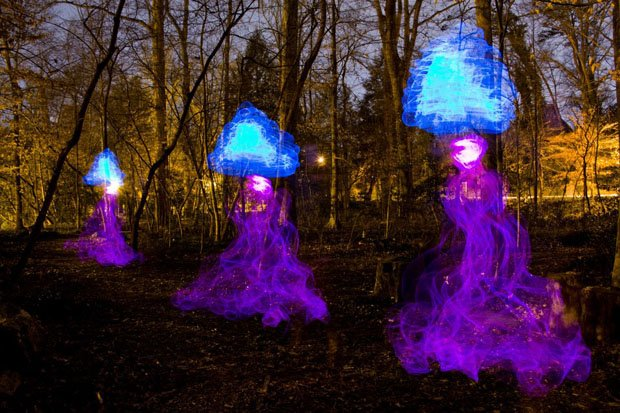 How To Put Together a Beginner's Light Painting Kit