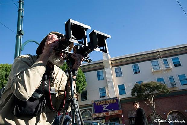 3D Camera Canon