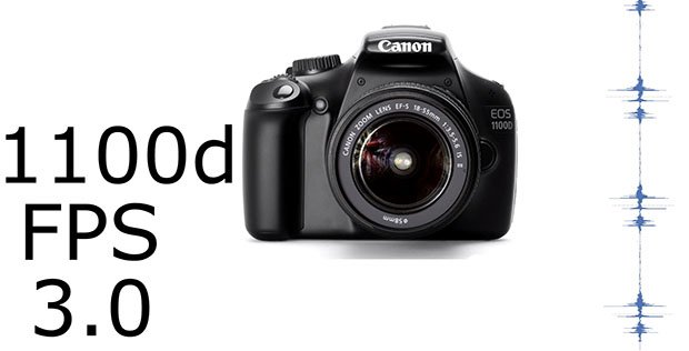 A Comparison of Burst Mode Speeds and Shutter Sounds of Canon DSLRs