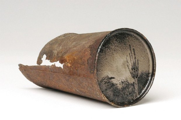 Photographer David Emitt Adams Creates Tintype Photos Using Rusty Old Cans