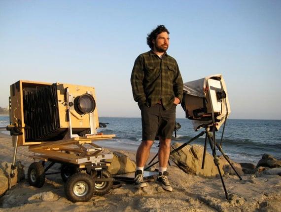 Photographer Chris McCaw Talks About How He Creates His Sunburned Photos